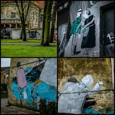 Wilno MURAL Lithuania, Painting, Art, Art Background, Painting Art, Kunst, Paintings, Performing Arts, Painted Canvas