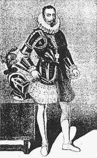Donal Cam O'Sullivan Beare, Prince of Beare, 1st Count of Berehaven (Irish: Domhnall Cam Ó Súilleabháin Bhéara) (1561–1618) was the last independent ruler of the O'Sullivan Beara sept, and thus the last O'Sullivan Beare, a Gaelic princely title, in the southwest of Ireland during the early seventeenth century, when the English were attempting to secure their rule over the whole island.