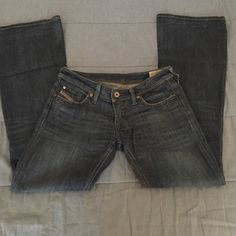 Diesel Jeans- MINT CONDITION Diesel Lowky BC Jeans in great condition, only worn a few times. Flattering and stylish these jeans are a rare find! Inseam is 32 inches Diesel Jeans Boot Cut