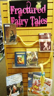 From the Short Stacks: Displays