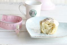 Delicious lemon poppyseed muffins