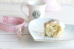 Delicious lemon poppyseed muffins