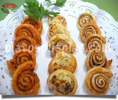 Exquisiteces de hojaldre, unos entrantes para sorprender 3. | Cocinar en casa es facilisimo.com