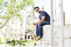 #happyday #nofilter #swag #fashion #style #instafashion #instastyle #moda #calcetines #Style #happy #happysockscolombia #happysocks  #alestilohappysocks #socks #coloredsocks