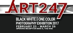 CALL FOR PHOTOGRAPHERS   |           BLACK WHITE & ONE COLOR - PHOTOGRAPHY EXHIBITION