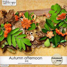 Autumn afternoon Kit by PrelestnayaP Design