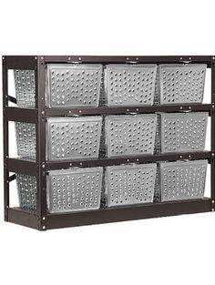 Salsbury Industries 77709-U Unassembled Basket Locker ❤ Salsbury Industries