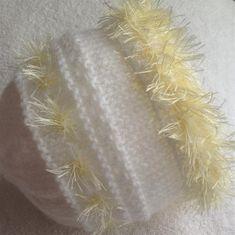Baby cableados largo o corto manga Cardigan Sombrero Doble Tejer patrón UKHKA 195