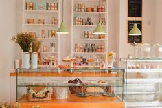 decorar cafeteria vintage - Pesquisa Google