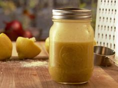 Enhance any salad with this dressing comprised of Parmesan, paprika, garlic and lemon juice.