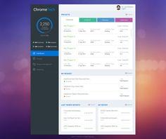 ChromeTech Dashboard