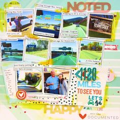 1200+Miles+to+see+you - Scrapbook.com