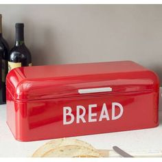 Wesco Grandy Bread Box & Reviews | Wayfair