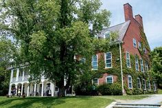 Established in 1932, Bennington College exerts a creative influence on the town.