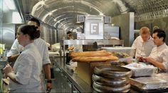 Francois van FG restaurant heeft eind januari zijn tweede restaurant geopend dat tevens dient als plek waar sterren chef-koks kunnen experimenteren met gerechten en technieken, genaamd FG Foodlab. Dit is het eerste restaurant van Nederland met een foodlab. http://magazine.foodinspiration.com/nl/magazine/6958/746072/tour_rotterdam.html