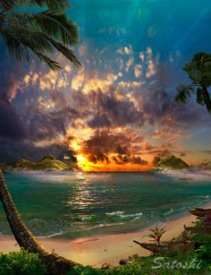 """Breath of Heaven"" by Satoshi Matsuyama"