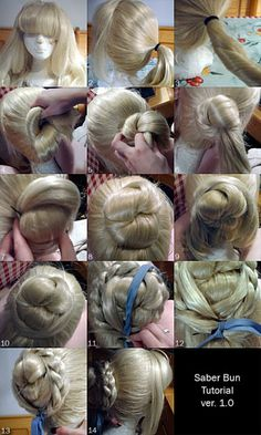 I need to learn to do this for Jillian.