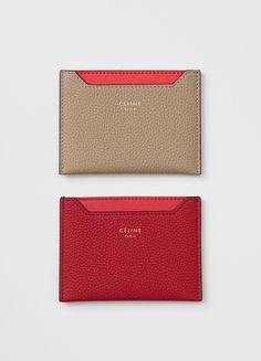Card Holder 1 Summer 17 - Céline