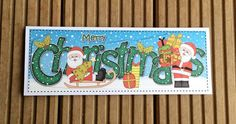 Christmas Card by TheBlenheimCardCo on Etsy