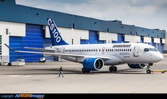 Bombardier CS100