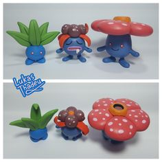 Polymer Clay Disney, Cute Polymer Clay, Cute Clay, Diy Clay, Clay Crafts, Polymer Clay Sculptures, Polymer Clay Creations, Pokemon Party Decorations, Clay Pokemon