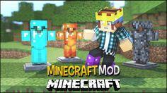 Minecraft Mod: Crie Sua Propria Armadura e Espada !! Armourer's Workshop...