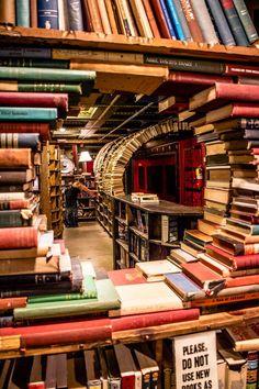The Last Bookstore in Downtown LA