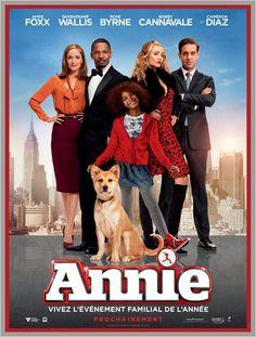 Annie, avec Jamie Foxx et Cameron Diaz - Le 25/02/15 à #Kinepolis >> http://kinepolis.fr/films/annie?utm_source=pinterest&utm_medium=social&utm_campaign=annie#showtimes