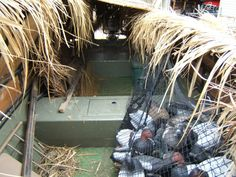 Lets see your rigs - IAWaterfowlers Duck Blind, Duck Boat, Hunting Blinds, Duck Hunting, Rigs, Fishing, Let It Be, Wedges, Waterfowl Hunting