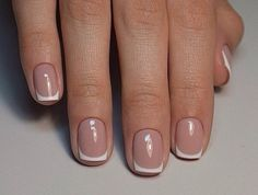 Accurate nails, Classic french manicure, Evening nails, Everyday nails…