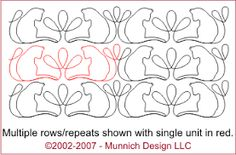 Image result for quilting pantograph cats