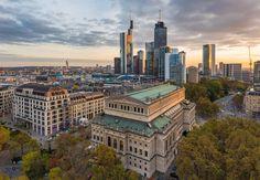 Frankfurt, San Francisco Skyline, Maine, Travel, Viajes, Destinations, Traveling, Trips