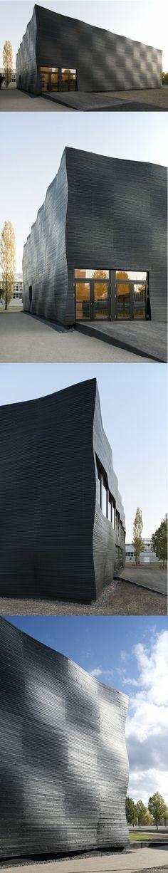 Interims Audimax by Deubzer König + Rimmel Architects
