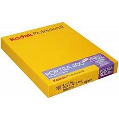 Kodak Portra 400 4x5 (10 Sheets) £50.00