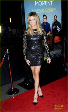 Ashley Tisdale: 'That Awkward Moment' Premiere | ashley tisdale tam premiere 12 - Photo