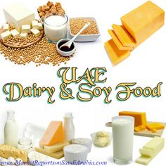 #Dairy & #SoyFood in the #UAE