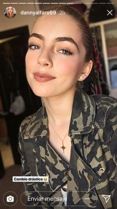 Daniela Alfaro 💖 Dani, Becky G, Makeup Inspo, Pretty Face, Leo, Girl Outfits, Make Up, My Style, Model