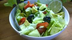 Tupun tupa: Avokadosalaatti