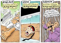 Mice Cartoon, Agustus 2011: Remisi Koruptor