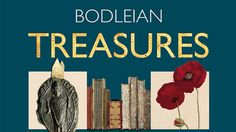 Image of Bodleian Libraries' Bodleian Treasures exhibition poster