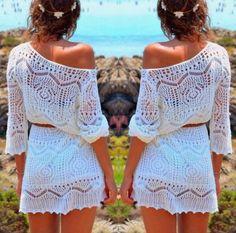 Vestido de crochet tejido a mano por artesanos cubanos!  #arte #artelocal #hechoamano #hechoconamor #estilo #modalocal #comerciojusto #ayudanosaayudar #trend #cuba #boho #bohemianstyle #trendy #crochet  Hand knitted crochet dress by cuban artisans! #localstyle #localartist #style #fairtradefashion #trend #origen #cuba #treasuresoftheworld #shoplocal #helpingothers #like4like #followme #outfitoftheday #knitteddress #madewithlove #bohochic #bohostyle #outfitoftheday
