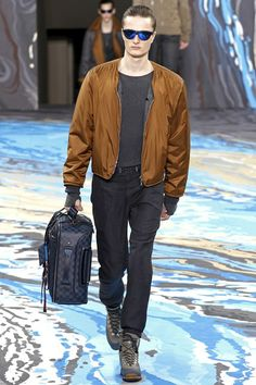 Louis Vuitton AUTUMN/WINTER 2014-15 MENSWEAR