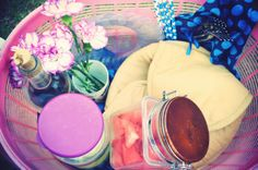 Mother's Day | Picnic Inspiration and Tips | Picnic basket