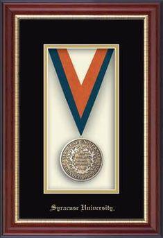 Syracuse University Medal Frame - Specialty Edition