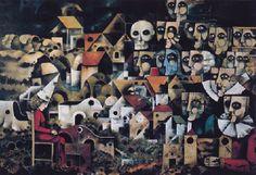 Procés a labruixa, 1973. Eduard Alcoy