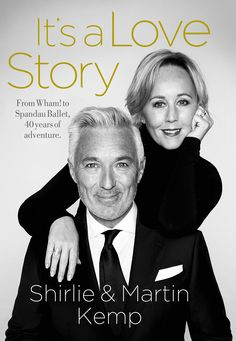 Narrated by the authors, It's a Love Story tells the incredible story of Martin and Shirlie Kemp, from the moment they set eyes on each other, through their careers, to raising a family together Library Catalog, Online Library, Shirlie Kemp, Martin Kemp, Audio Books, Love Story, Ebooks, This Book, The Incredibles