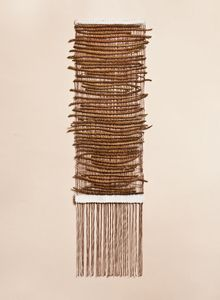 Natural Element 1 weaving by Brook & Lyn