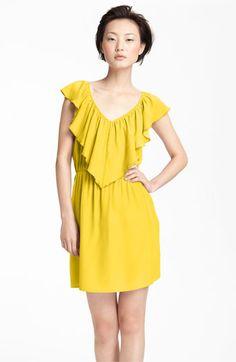 Amanda Uprichard 'Kelly' Silk Dress   Nordstrom    Purchased on sale for $84 (June 2012)