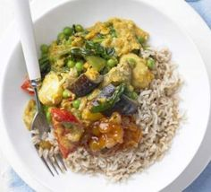 Summer vegetable curry - to try, for freezing.