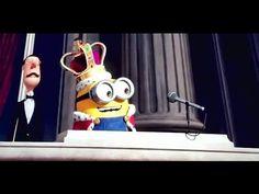 Minions - Crazy speech